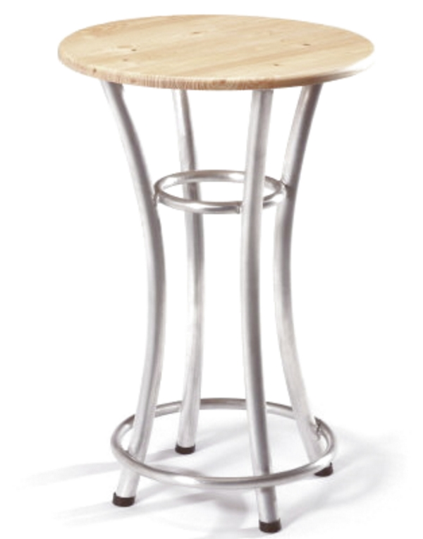 Truss Table II - TALL FREE STANDING COCKTAIL TABLE