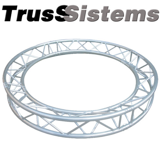 Trio Circle Truss - Apex Down
